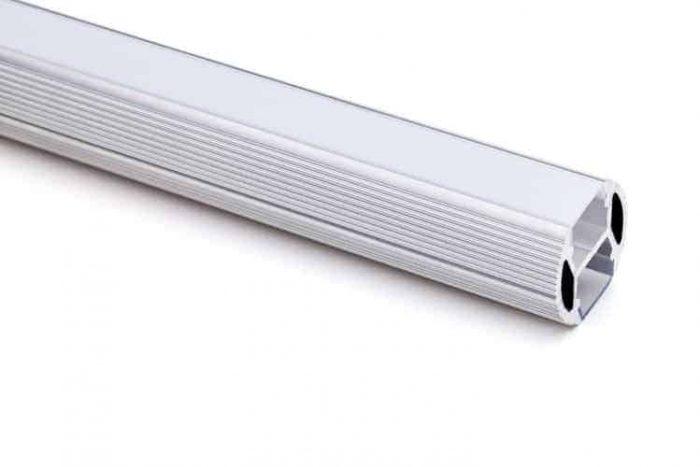 Oświetlenie szafy – drążek LED