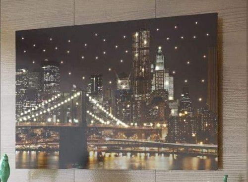 Gwiezdny panel na sufit