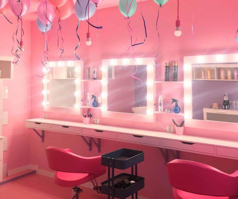 Bajeczny salon fryzjerski Beauty Bar
