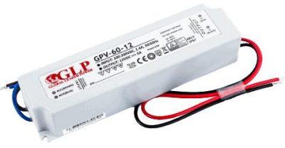 Zasilacze LED wodoodporne GLP