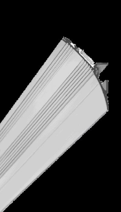 Profil LED Lit-L kształt łuku – na sufit