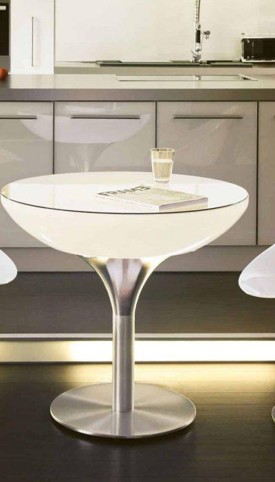 Stoliki podświetlane Lounge TISH