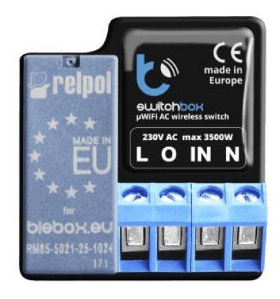 Sterownik switchBox Blebox