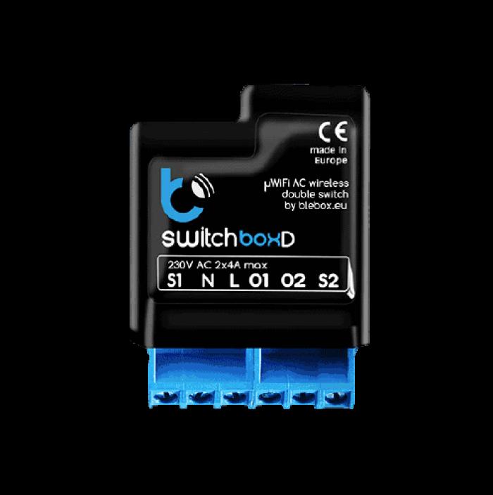 Sterownik switchBoxD Blebox