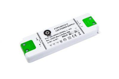 Zasilacze LED ultraniskie